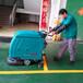 YSD530A商场手推式全自动洗地机电瓶刷地机地面清洗吸干机