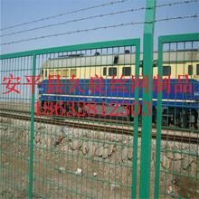 护栏网厂家直销隔离栅栏绿色小区护栏网杭州圈地围栏网