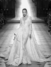 杭州婚纱礼服推荐,舒荷会所旗下高端婚纱定制品牌