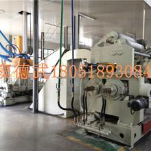 橡塑密炼机橡塑开炼机橡塑片材挤出机橡胶冷片机