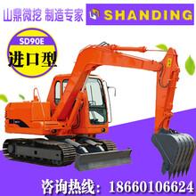 小型挖掘机型号云南小型土石方工程用的履带式挖掘机图片