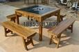 定制定做實木家具直銷飯店就餐長條凳子榆木簡約長板凳