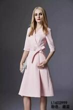 法国诺诗琪,2016年新款诺诗琪品牌时尚女装折扣走份批发