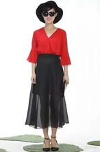 溆女装,品牌溆女装批发,上海原创设计师品牌女装溆折扣尾货批发