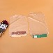 高密PVC按扣袋效果展现拉合简便