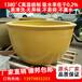 厂家直销温泉洗浴中心专用浴缸日式家用成人独立式陶瓷泡澡缸