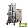佛山工业用强吸力配套3000W无刷吸碳塑面粉厂吸尘器威德尔WX100/30