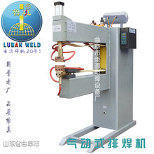 鲁班气动式排焊机DN100型专用养殖笼排焊机金属焊网机烧烤架排焊机钢筋排焊机图片