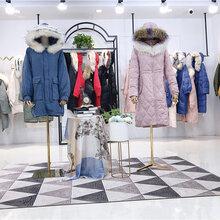 19新款Calvinklein羽绒服品牌折扣女装白鸭绒外套直播现货批发货源