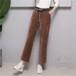 杭州品牌哈依奴專注女褲品牌簡單大方休閑女褲直播貨源批發