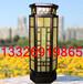 柱形柱头灯围墙灯定制中式欧式户外灯具批发厂家-灯都古镇森隆堡灯饰