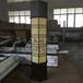 大型壁灯定做厂家黑色不锈钢壁灯高级会所公馆外墙壁灯3.8米异型户外led灯具