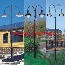 铝型材景观灯铝型材景观灯户外3米3.5mled防水圆管庭院灯柱园林广场庭院灯