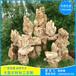 厂家直销天然嬉水石专业制作嬉水石假山