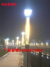 大桥石墩景观灯超亮路灯中式景观灯庭院灯厂家定制批量价图片