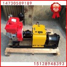 泸州市厂家直销3吨汽油皮带风冷传动绞磨机器