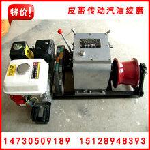 遂宁市山体线缆施工小型机动绞磨机器销售