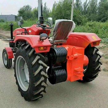 五噸柴油改裝軸動電纜牽引機500型拖拉機絞磨