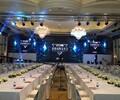 广州商业庆典策划制作音响舞台背景架喷绘搭建出租