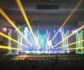 广州工厂舞会活动制作舞台桁架喷绘音响出租搭建
