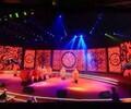 广州海珠区舞台音响背景架喷绘LED屏搭建租赁