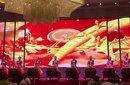 廣州黃埔廣場活動演出燈光音響舞臺搭建布置圖片