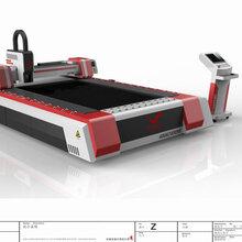 大鹏激光1500W单台面光纤激光切割机性价比最高机器图片