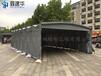 嘉兴海盐县大型活动帐篷价格,临时伸缩折叠雨棚定做厂家