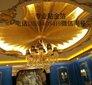 经营金箔,银箔,仿金箔,仿银箔,铜箔,铝箔,香槟箔佛像贴金的生产制作图片