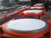 舟山JPZ橋梁盆式橡膠支座安裝步驟盆式橋梁支座廠家直銷
