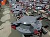黔南網架減震球型鋼支座多種規格球型鋼支座加工生產