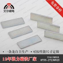 1551方形方块磁铁皮具皮套耐高温磁铁N40H强磁铁方形批发