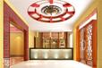 南宁中餐厅装修设计大全餐厅装修也可以很优雅-灿源装饰
