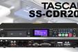 TASCAMSS-CDR200CD刻录播放机