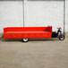 浙江电动拉货平板车三轮平板车车间搬运平板三轮车电动车承载力强价格优惠