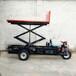 宁波热销三轮平板车1吨液压升降电动搬运车工地电动三轮车
