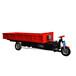 定?#29942;?#19977;开门电动平板搬运车三轮货运电瓶车蔬菜大棚运输三轮车