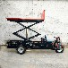 廠家直銷電動升降平板車電動三輪平板車建筑工地電動三輪車圖片