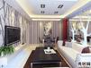 香缇玫瑰100平米二室二厅紫色系装修效果图