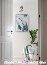 居乐高装饰昆明114平米的三室两厅斜线动线更显宽敞