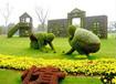 成都绿雕雕塑,园林绿化仿真雕塑制作