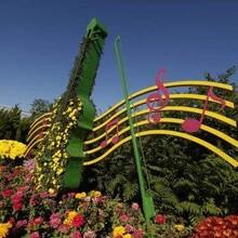 仿真绿雕,绿雕造型,绿雕制作工艺图片