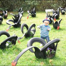 雕塑制作橡胶材质,轮胎造型创作设计图片