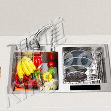 洗碗机哪个牌子好?优选康道超声洗碗机图片