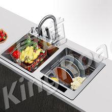 洗碗机加盟?康道水槽洗碗机一个顶三样