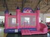 充气儿童室内外蹦蹦床淘气城堡充气滑梯闯关儿童乐园游乐设备厂家直销
