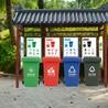 广东小区垃圾分类亭厂家直销