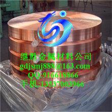 铜合金CuZn39Pb1AlB-B东莞继胜供应铜锭图片