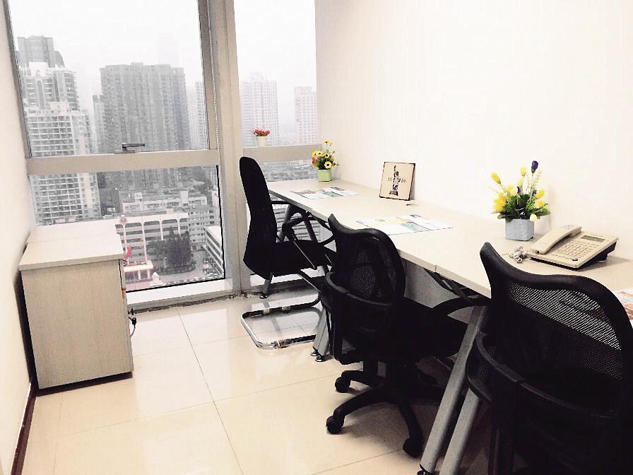 小面积办公室