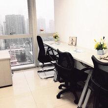 惠租岗厦北地铁口精装办公室小面积联合办公
